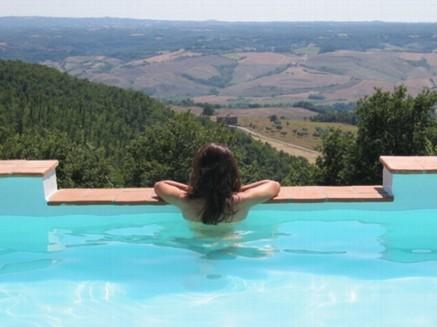 Villa -  San Casciano dei Bagni - Image 1 - Acquapendente - rentals