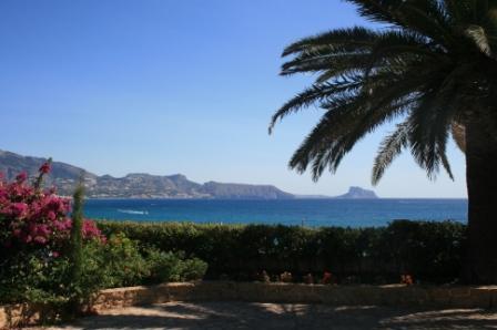 Magnificent view from Villa Julieta - Extraordinary luxury villa for holidays in Albir, Costa Blanca, Spain - Albir - rentals