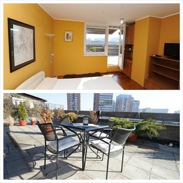 Balcony Apartment Belgrade - Image 1 - Belgrade - rentals