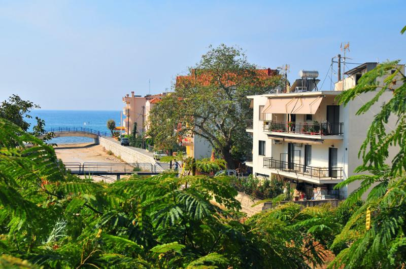 Eva Apartments - Eva Apartments - private family apartments near to the sea - Limenaria - rentals