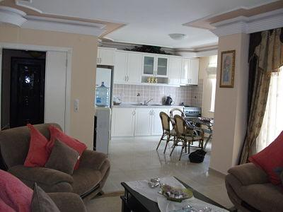 Luxury Two Bedroom Apartment - Image 1 - Alanya - rentals