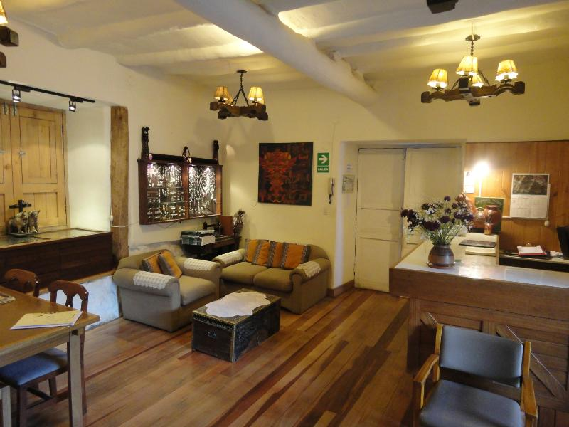 Reception at Casona La recoleta - Apartment (5 Adults) in Cusco Centre - Cusco - rentals