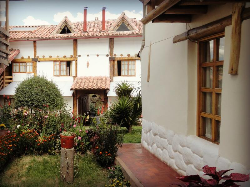 Entrance - Apartment (6 Adults) in Cusco center - Cusco - rentals