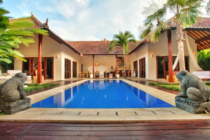 Villa Ayu - Luxury and style close to the action - Image 1 - Seminyak - rentals