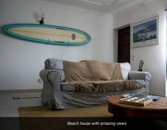 Lounge and entrance area - Unobstructed ocean view apartment - Ericeira - rentals