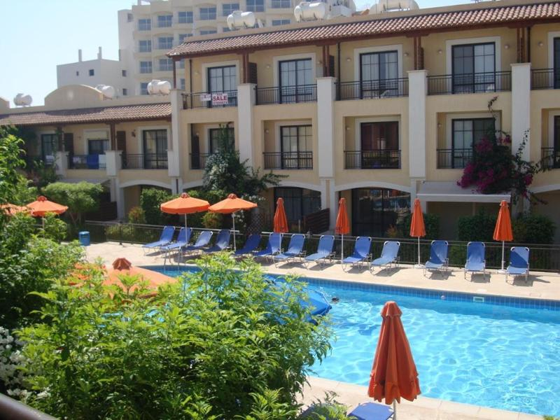 Condo area - 2 bedroom premium condo apartment in Limassol, Cyprus - Limassol - rentals