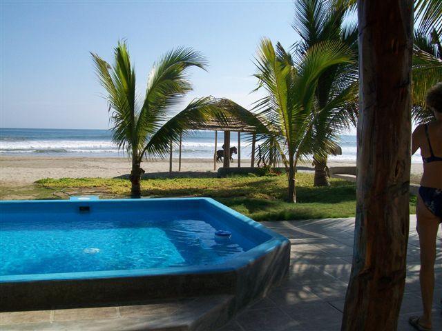 The Pool - Villa Roxana - Punta Sal - rentals
