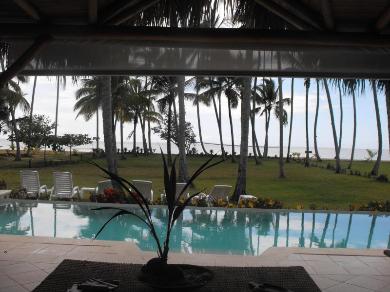 BEACHFRONT  Villa in Las Terrenas - sleeps  10 - Image 1 - Samana - rentals