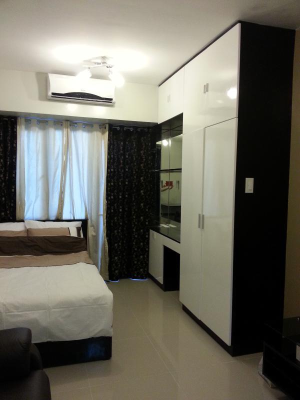 A comfortable studio unit - Sea Residences Condo at Mall of Asia Manila 811 - Manila - rentals