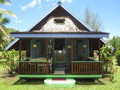 Fare Mahana - Image 1 - Maharepa - rentals