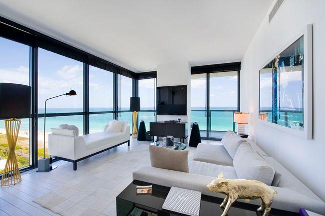 W Hotel South Beach - Luxurious Ocean Front 3 Bdrm - Image 1 - Miami Beach - rentals