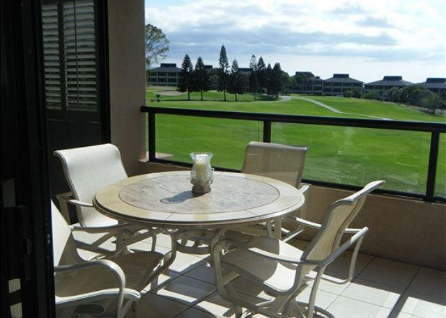 Lanai - Lovely 2 Bedroom with Ocean View-WF A205 - Waikoloa - rentals