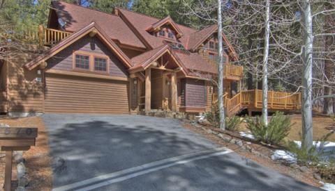Tahoe-Style Mountain Home Away from Home ~ RA3427 - Image 1 - Incline Village - rentals