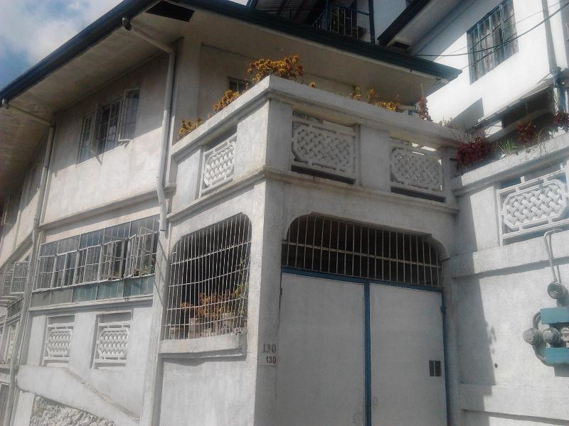 FACADE OF JEFRELL APARTMENTS - Affordable Baguio Transient House - Baguio - rentals