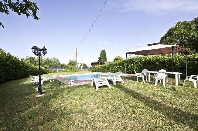 the swimming pool - Farmouse in Monteriggioni, Tuscany - Monteriggioni - rentals