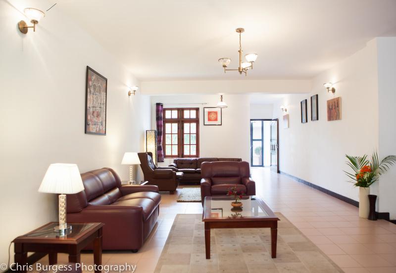 Living Room - Colombo- Lake Gardens Sri Lanka - Colombo District - rentals