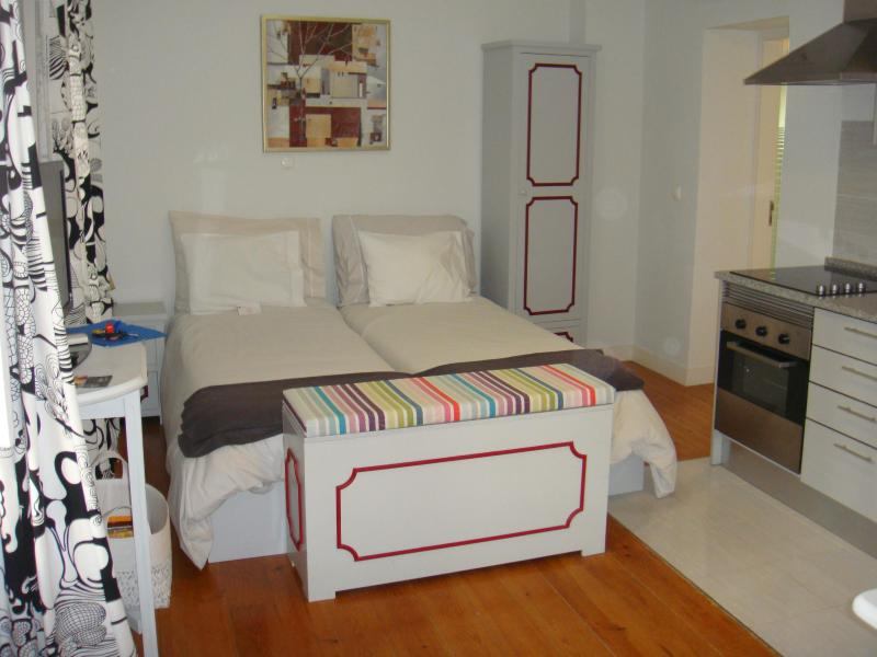 Bedroom - Lisbon Inn 2 is in Lisbon Center - Leiria - rentals