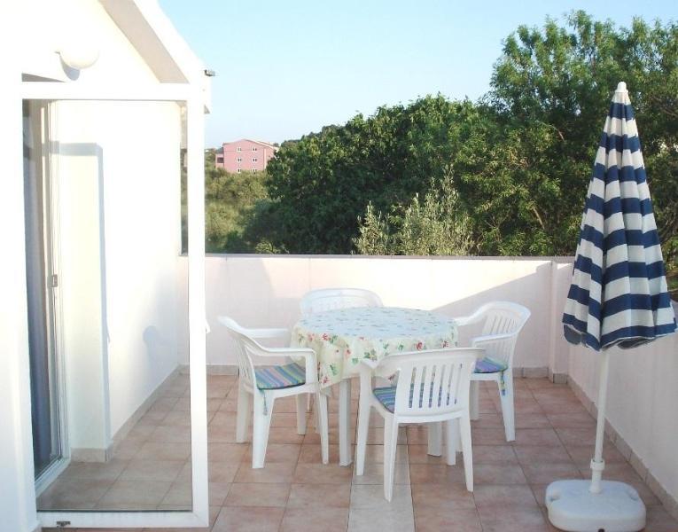 Terrace - Holiday Apartment Bajdo 2 (***) - Dobropoljana - rentals