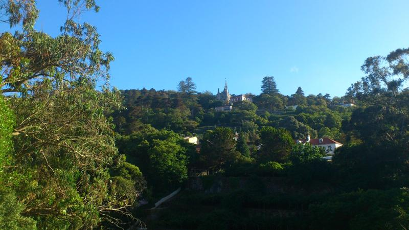 Views - Sintra Old Town Centre, Small Studio with Views - Sintra - rentals