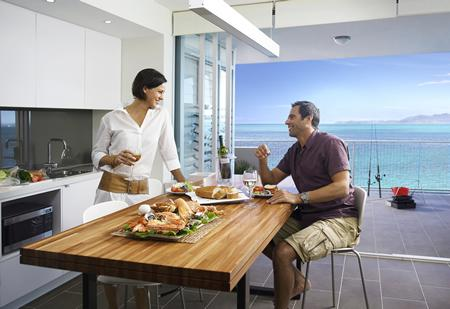 Gourmet Kitchen - Bright Point Elite  Magnetic Island - Magnetic Island - rentals