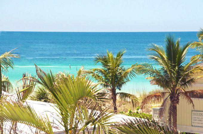 Gulf View Cottage - Gulf View Cottage - Holmes Beach - rentals
