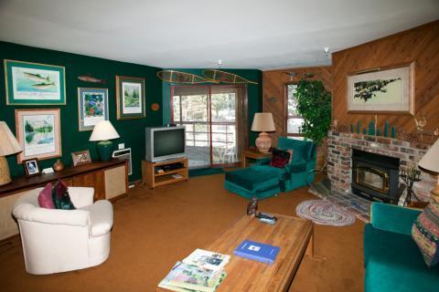 Aspen Creek 2nd Floor Condo with Woodstove ~ RA464 - Image 1 - Mammoth Lakes - rentals