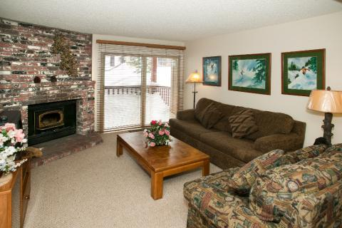 Chamonix, a Beautifully Furnished 1 Bedroom Condo  ~ RA481 - Image 1 - Mammoth Lakes - rentals