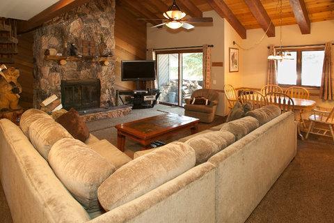 Mammoth Pines Large 3 Level 2 Bedroom Condo   ~ RA515 - Image 1 - Mammoth Lakes - rentals