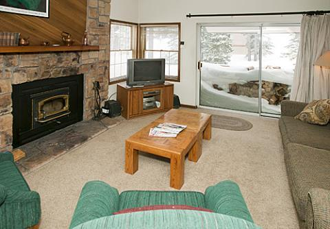 Sierra Megeve 3 Bedroom Condo with Spa Tub  ~ RA558 - Image 1 - Mammoth Lakes - rentals