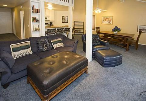 Sherwin Villas 3 Level Condo with Balcony ~ RA574 - Image 1 - Mammoth Lakes - rentals