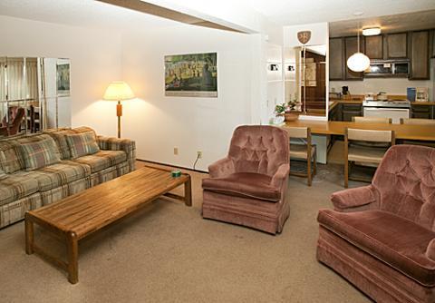 Sherwin Villas Condo with Mountain View ~ RA581 - Image 1 - Mammoth Lakes - rentals
