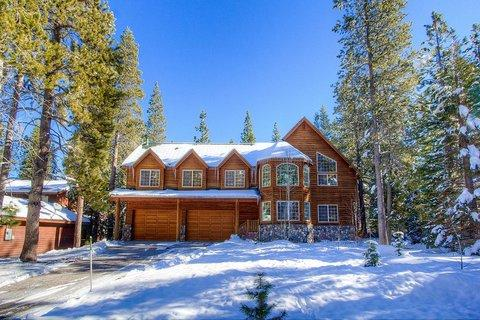 Fabulous Home on River with Hot Tub and Game Room ~ RA684 - Image 1 - South Lake Tahoe - rentals