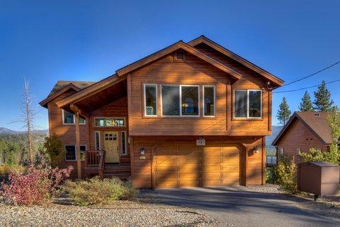 Brand New Home with Luxurious Amenities and Views ~ RA691 - Image 1 - South Lake Tahoe - rentals