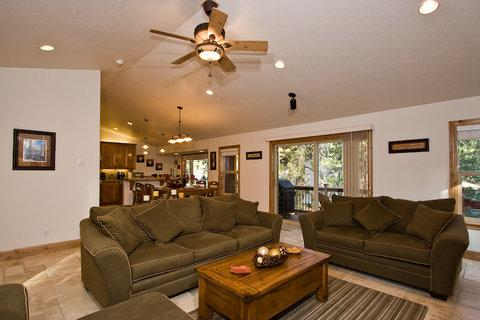 Stay Warm in Luxurious Tahoe Retreat ~ RA704 - Image 1 - South Lake Tahoe - rentals