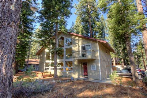 Wonderful Family Home Across from Sledding Hill ~ RA715 - Image 1 - South Lake Tahoe - rentals
