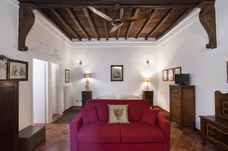 The living room - 23521 - Rome - rentals