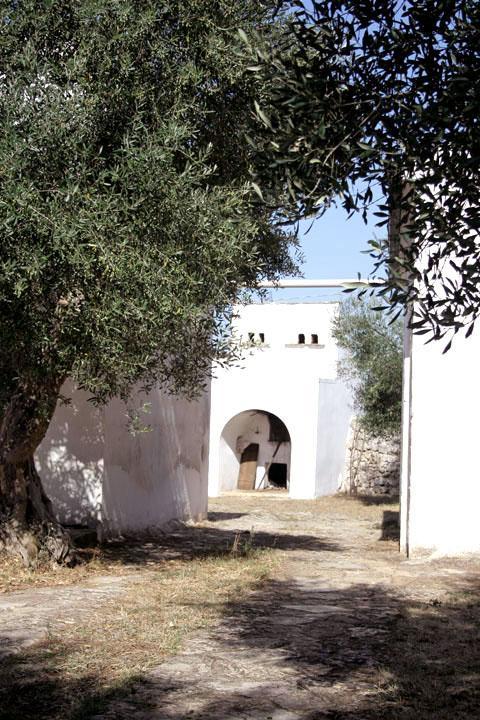 wood oven - Masseria Tinelli Apulia holiday rental farmhouse - Noci - rentals