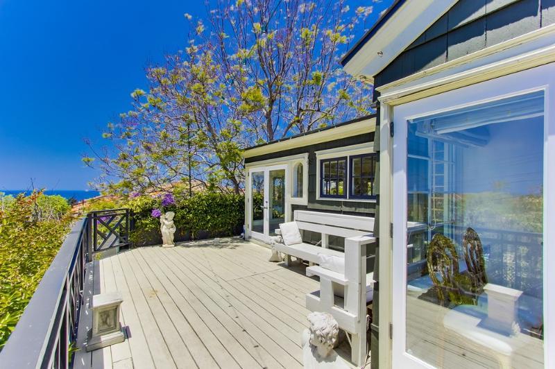 Gorgeous Ocean Views - Villa Romantica- Luxury Beach House- 4 BR/ 2 BA - Pacific Beach - rentals