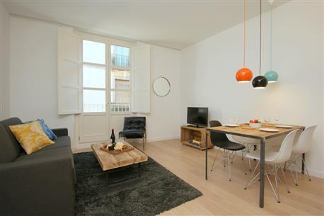 Ramblas Deluxe Apartment C - Image 1 - Barcelona - rentals