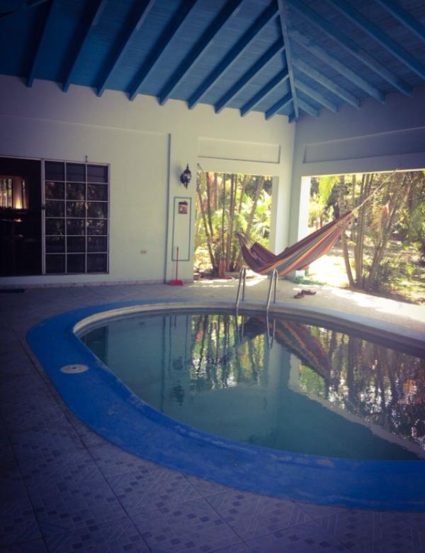 pool - Beautiful beach house Honduras - Tela - rentals