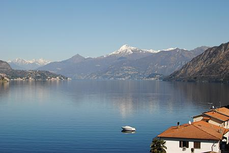 The view from the B & B - B&B SOSTA SUL LAGO - Lezzeno - Lake Como - Italy - Lezzeno - rentals