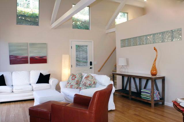 Light filled.  Private and Quiet. - Light Filled Sanctuary -1bd/Loft Montecito! - Santa Barbara - rentals