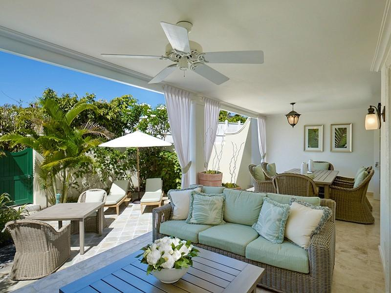 Mullins Bay Townhouse 19 - Happy Returns at Mullins, Barbados - Image 1 - Lower Carlton Beach - rentals