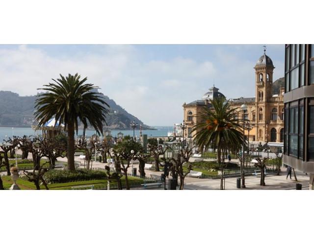 Eder 2 | Right by La Concha & the Old Town. Aircon & wifi - Image 1 - San Sebastian - Donostia - rentals