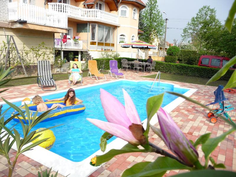 Joker Villa Aparmanhouse - Relax in Heviz, the world's largest thermal and spa activities for everyone, the Joker beautiful apartment house. - Heviz - rentals