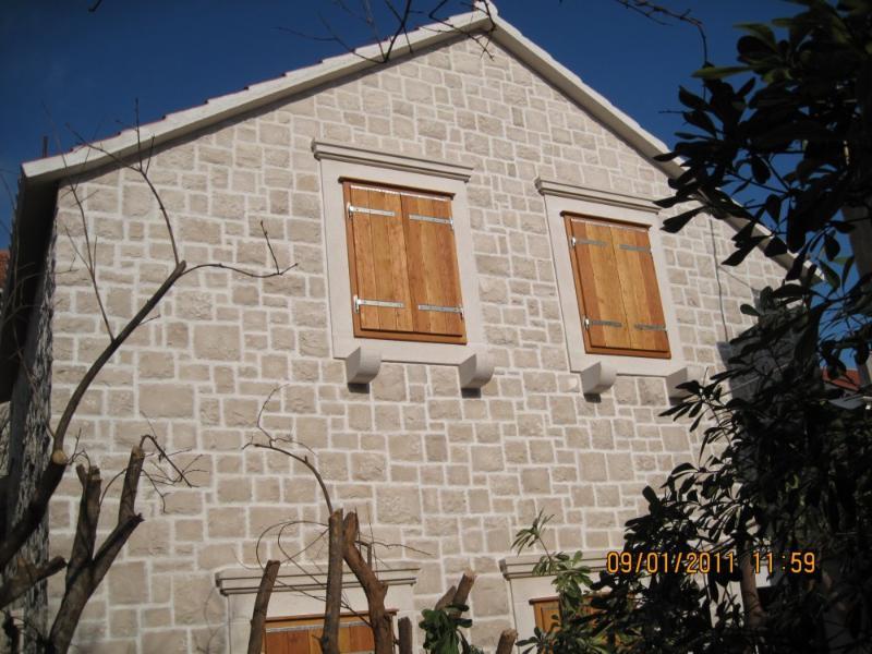 Stone house Sanda - Image 1 - Kastel Gomilica - rentals