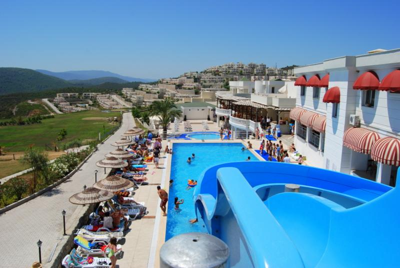 Flamingo Country Club - Overview - Luxury 2Bed2Bath Penthouse Apartment Turkey/Bodrum - Bodrum - rentals