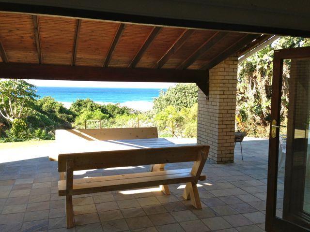 Umzumbe Beach House - Absolute Beachfront - Image 1 - Umzumbe - rentals