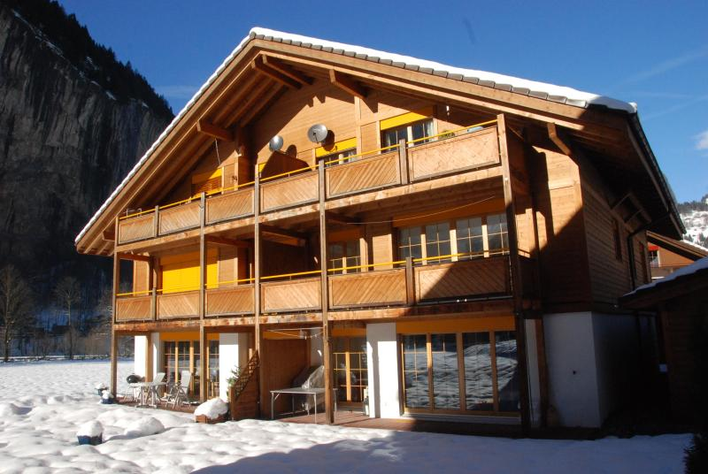 The Chalet - Alpine retreat in a Tolkienesque valley - Lauterbrunnen - rentals