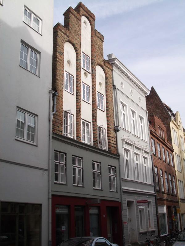 The Holiday House old City Center Lübeck - Holiday Apartment in the old Lübeck City Center - Lübeck - rentals